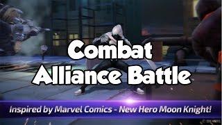 [Marvel Future Fight] Combat Alliance Battle