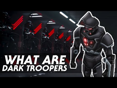 What Dark Troopers Mean for the Future of The Mandalorian