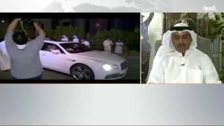 الرامي فهيد الديحاني في لقاء مع العربية بعد حصوله على ذهبية