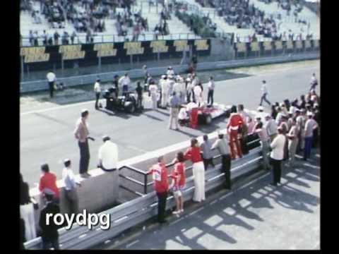 G P Repubblica F1, 1972, Part 3