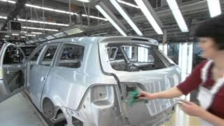 VW Passat-Fertigung Werk Emden