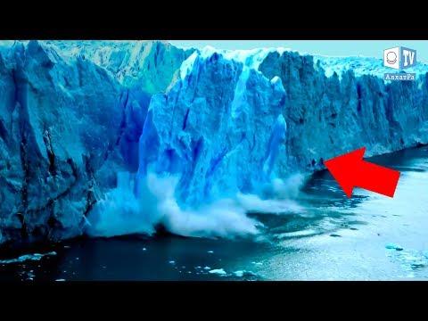 Катастрофическое таяние ЛЕДНИКОВ! Что говорят ученые и очевидцы. Климат Контроль 110 - Видео онлайн