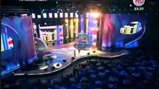 Тимати и Григорий Лепс Лондон премия Ru tv 2013