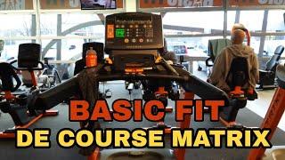 basic fit de course matrix