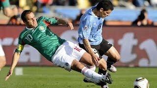 Mexico VS Uruguay Gold Cup 2007