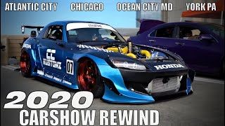 homepage tile video photo for 2020 Car Show Rewind | AlphaJDM