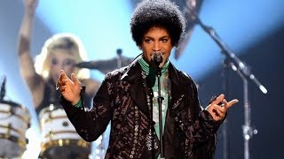 Music Legend Prince Found Dead at His Home