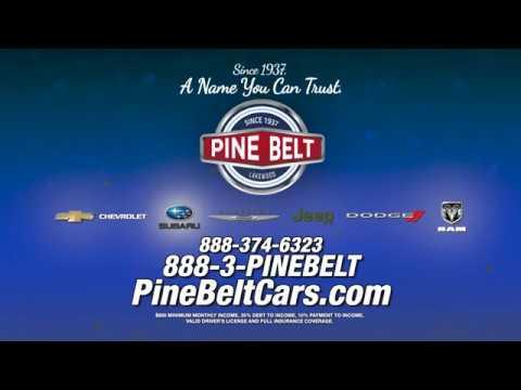 Guaranteed Credit Approval | Pine Belt Chrysler Jeep Dodge Ram