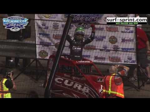 Calistoga Speedway 9-1-13 :: USAC Western States Midgets
