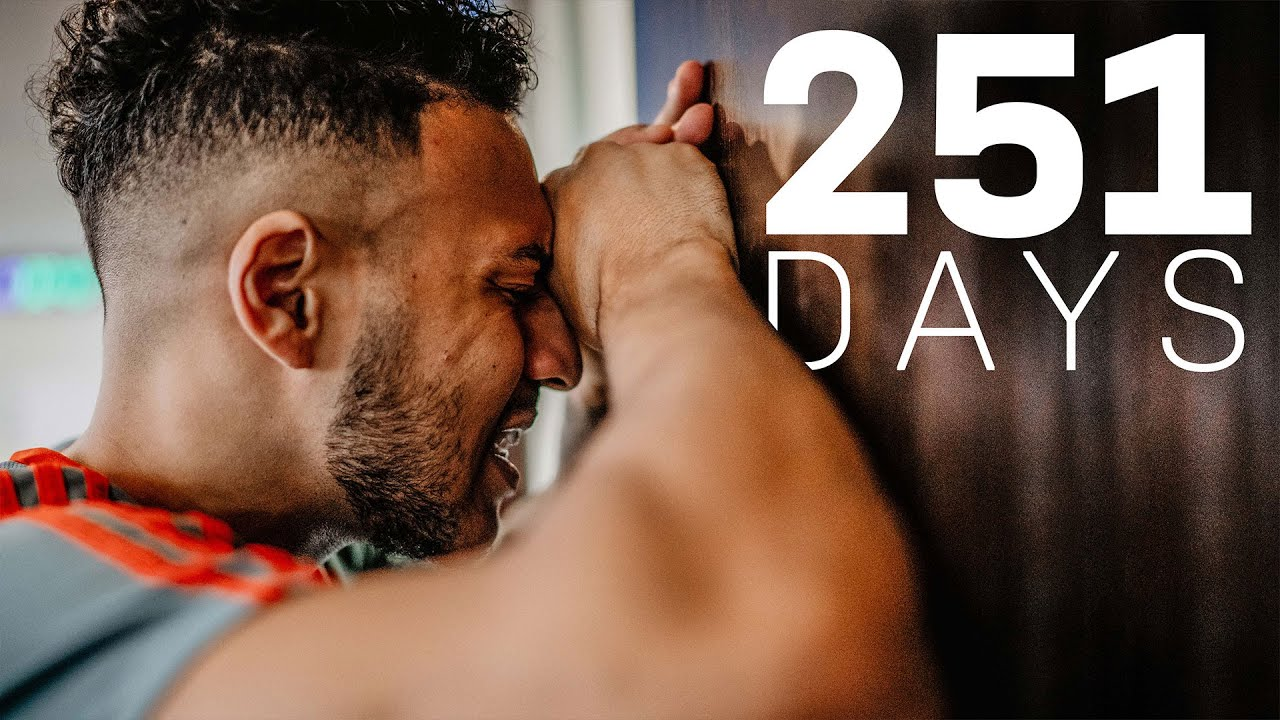Download 251 Days - Corentin Tolisso's Way from ruptured cruciate ligament to his comeback!   FC Bayern