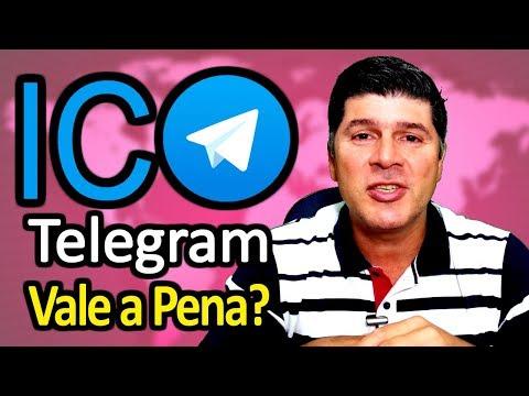 ICO da Telegram Já é o Maior da História - Vale a Pena Entrar? | Dani Edson