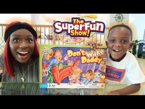 dont-wake-daddy-game-super-fun