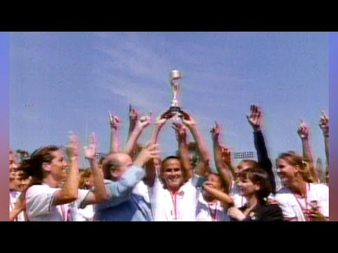 Team USA remembers 1999 Women's World Cup victory