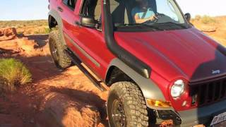 2005 Jeep Liberty CRD maiden voyage
