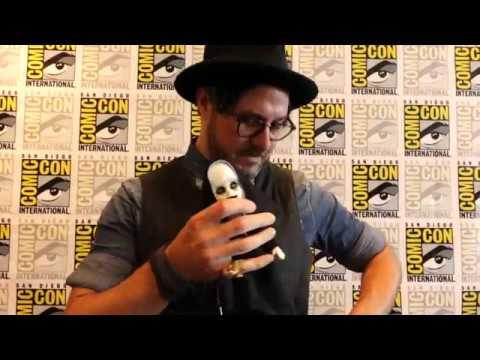 THE NUN (2018) Director Corin Hardy ScareDiego Interview, HD Comic-Con