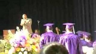 Principal Kafele 2008 High School Graduation Speech - Part 2