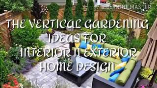 Gardening ideas for home