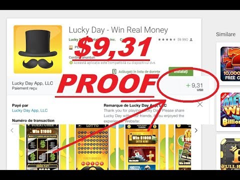 Lucky Day App Review - MAKE MONEY WITH YOUR PHONE [TESTED]