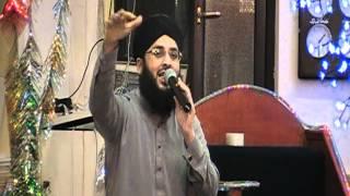 sajid raza qadri - kalaam of ala hazrat - mujda bad ae aasiyo in new style