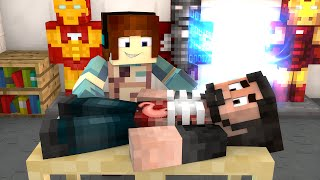 Minecraft: CIRURGIA NO HOMEM DE FERRO - ( Surgeon Minecraft)