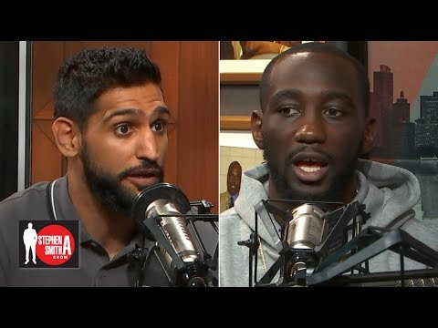 Amir Khan says his career will be over if he loses to Terence 'Bud' Crawford | Stephen A. Smith Show