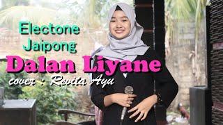Dalan Liyane - Hendra Kumbara cover : Revita Ayu [ versi latihan ] Contessa Music electone Jaipong