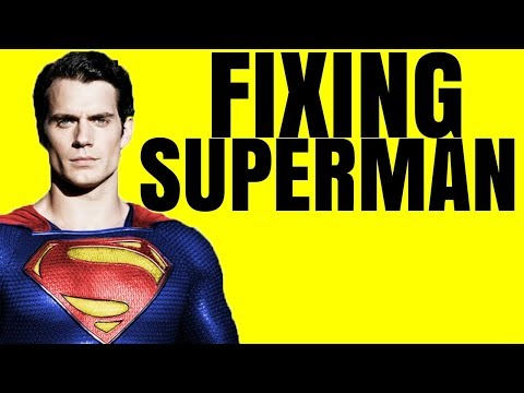 How To Make A Great Superman Movie
