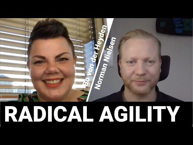 Radical Agility - Wie setzen junge Unternehmen Agilität um?