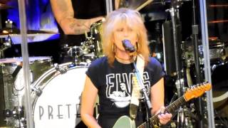 Pretenders Back On The Chain Gang/I'll Stand By You Live in Los Angeles