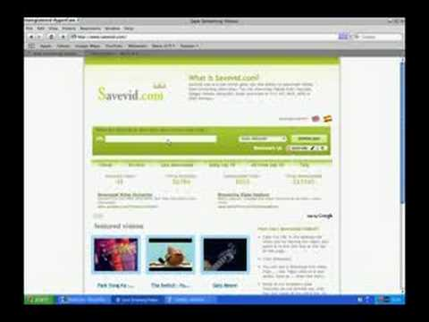 Video Downloading And Converting Tutorial