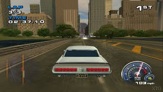 Ford Mustang: The Legend Lives PS2 Gameplay HD (PCSX2)