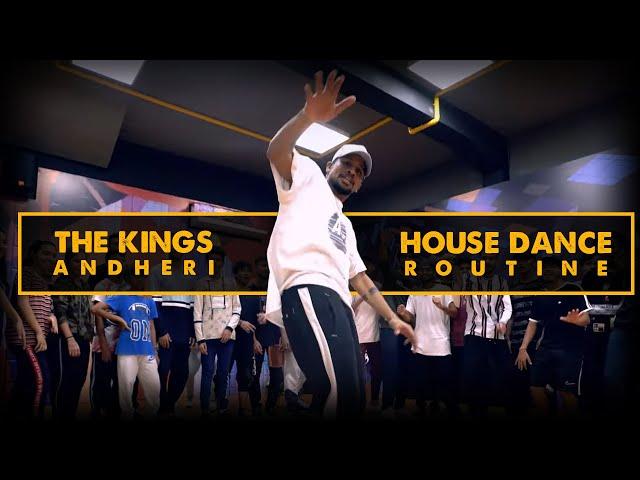 Milegi Milegi - STREE |  House Dance Choreography | Master Class  | The Kings - Andheri | Sam