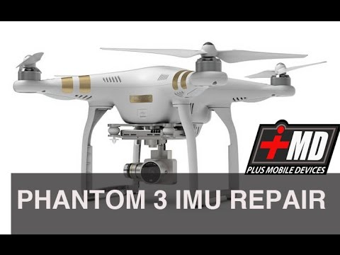 Phantom IMU Repair