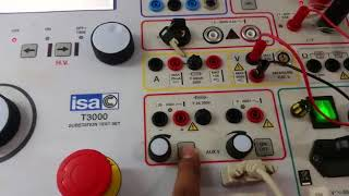 ISA test T3000 Transformer Test Set Repairs at Dynamics Circuit (S) Pte. Ltd.