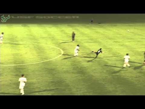 MSOC USF vs Akron Highlights