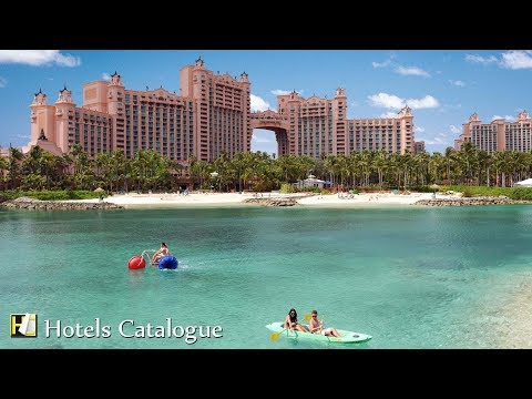 The Reef Atlantis, Autograph Collection Tour - Luxury Unique Hotel in Paradise Island City