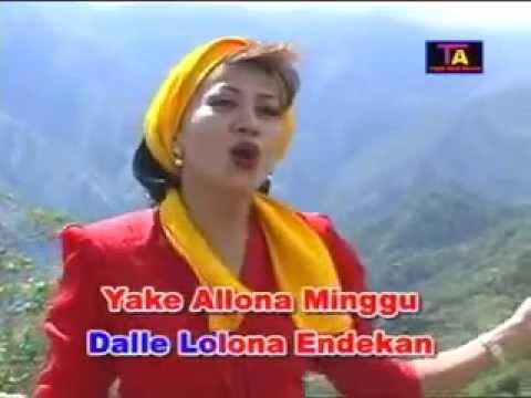 Lagu Enrekang - Dalle Lolona Endekan