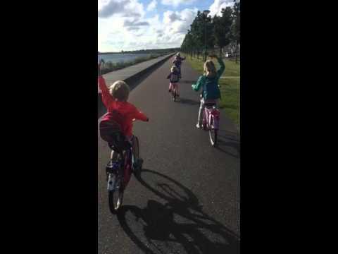 Cycling to School - Freedom