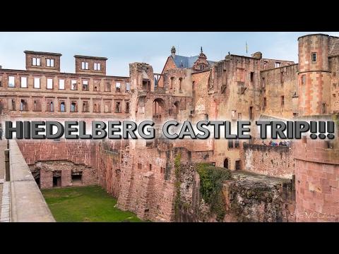 Heidelberg Castle Trip!!!