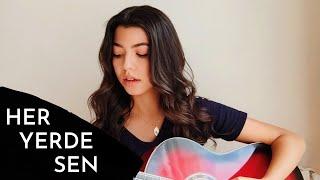 Zeynep Bastık - Her Yerde Sen ( Cover ) | Zehra Cücük Resimi