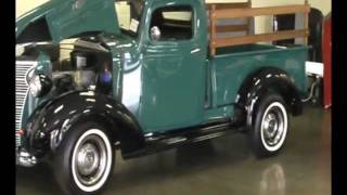 Beautiful Classic 1938 Chevy Pick Up Truck For Sale!
