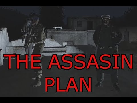 Assassination at its Finest: Arma 3 T-3 Spec ops