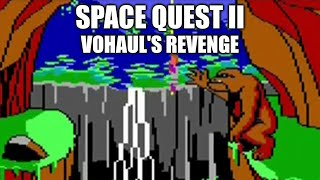 Space Quest II playthrough