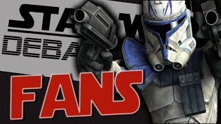 Star Wars : Débat entre Fans #2 ! Clone Wars VS The Clone Wars
