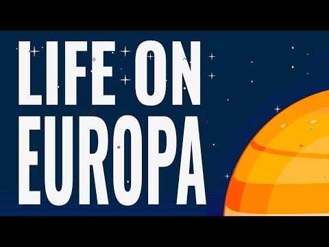 Alien Life? NASA's Quest for Europa, Jupiter's Moon