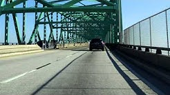 Hart Bridge eastbound