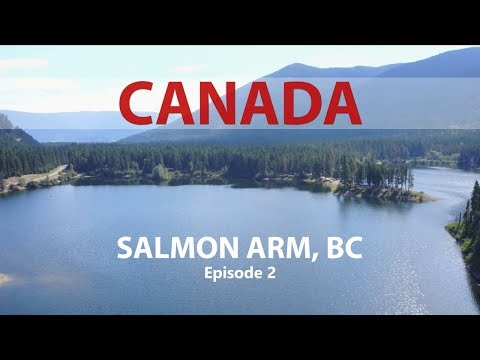 """Canada - Salmon Arm, BC """"Stolen Wild Apples"""" Episode 2 in 4K"""
