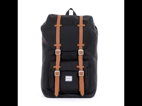 785cb6aefe3 Herschel Little America Backpack - Standard vs Mid Volume Review ...