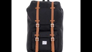 Herschel Little America Backpack - Standard vs Mid Volume Review