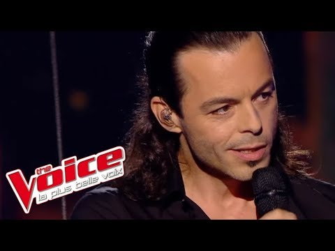Calogero – En apesanteur | Nuno Resende | The Voice France 2013 | Prime 4